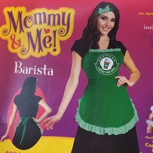 Mommy & Me! Adult Apron Kit one size fits most